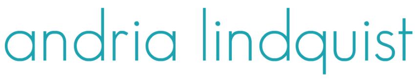Andria Lindquist logo